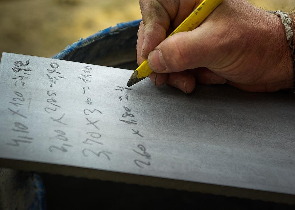 Notes sur un chantier