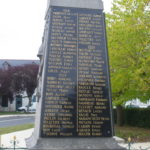 Monument aux morts Square de Lacarre