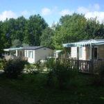 Chalets du Camping Les Remparts