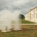 POTAJIX de Patrick Martinez dans le cadre de l'exposition AMERS, biennale Art & Nature sur l'Ile d'Oléron