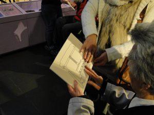 journée de l'accessibilité et des handicaps, visite du musée