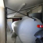 Appareils de traitements de l'aire de carénage