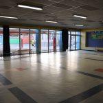 Salle de motricité de l'école maternelle Françoise Dolto