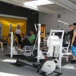 Nouvelle salle de musculation