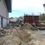 Construction du dojo