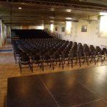 Salle de spectacles de l'Arsenal avant les travaux réalisés en 2014-2015