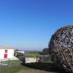 Sphère maritime et bâtiment de l'Arsenal