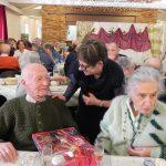 Repas des aînés, le doyen du repas des aînés
