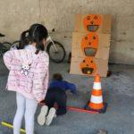 Jeux et activités sur le thème d'Halloween