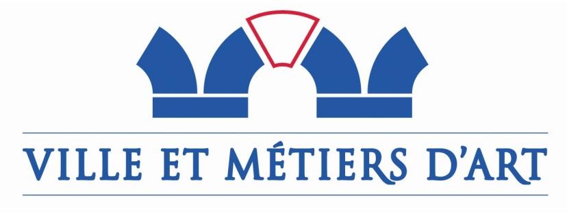 Logo VILLE ET METIERS D'ART