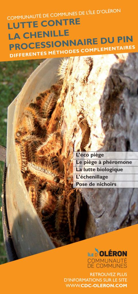 Lutte contre la chenille processionnaire du pin