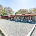 Bloc sanitaire n°1 Camping municipal Les Remparts