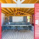 Sanitaire n°2 Camping municipal Les Remparts